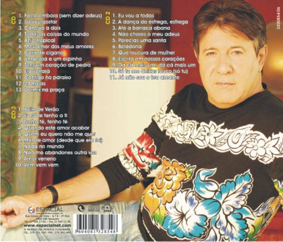 José Malhoa - Grandes Êxitos-PACK DE 3 CDS
