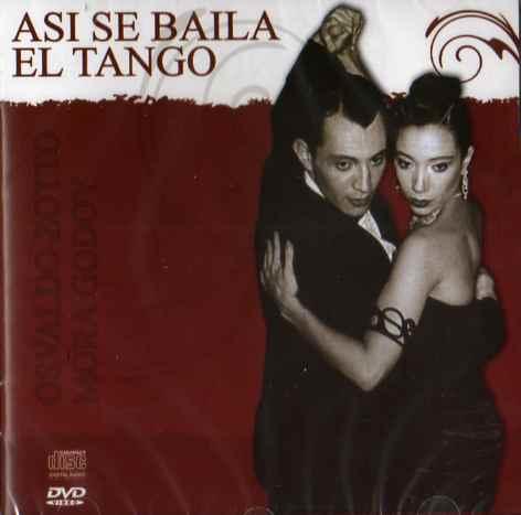Asi se Baila el Tango CD e DVD