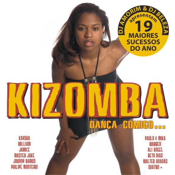 KIZOMBA - Dança Comigo