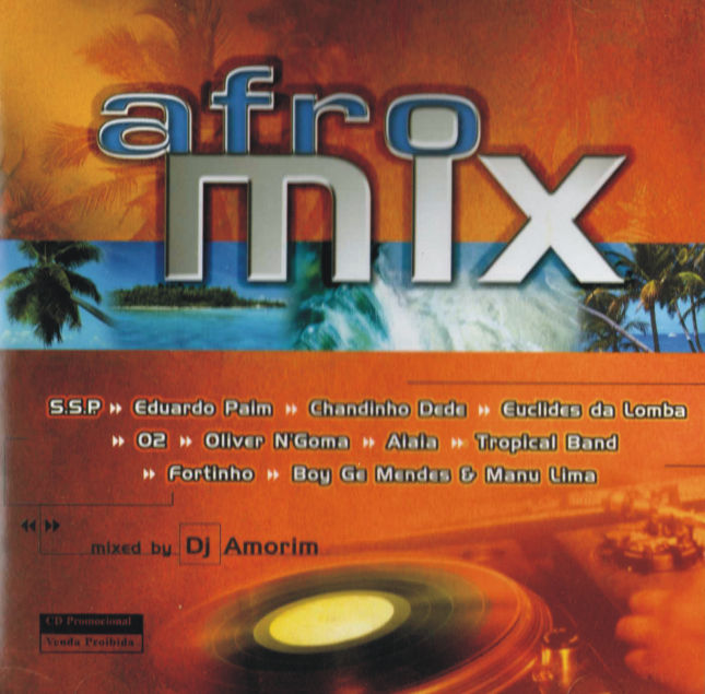 AFRO MIX - MIXED BY DJ AMORIM