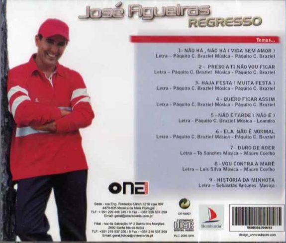 Jose Figueiras - Regresso