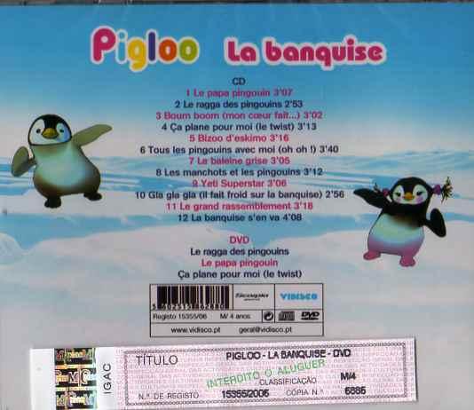 LA BANQUISE - cd+dvd