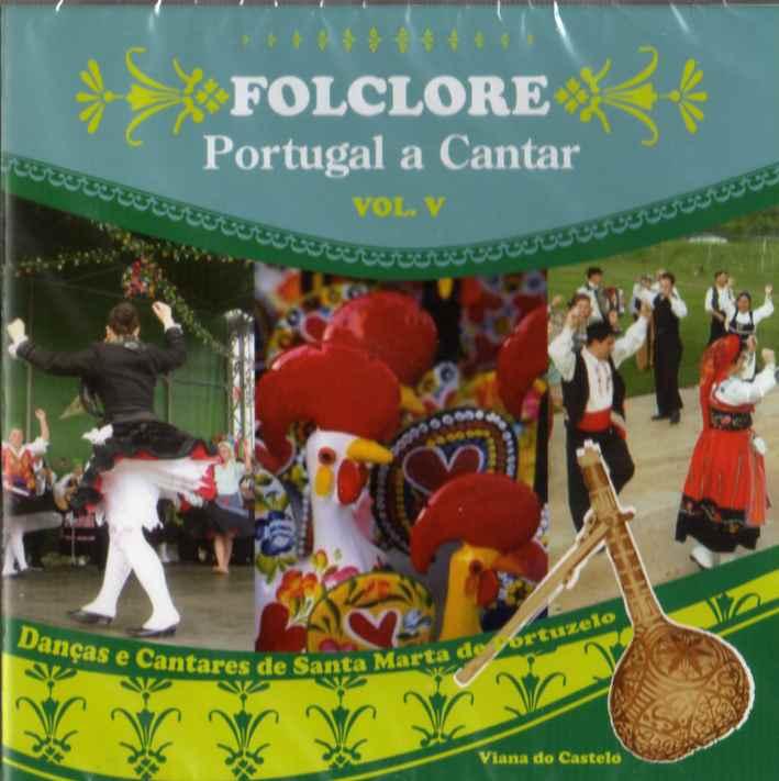 PORTUGAL A CANTAR VOL.V
