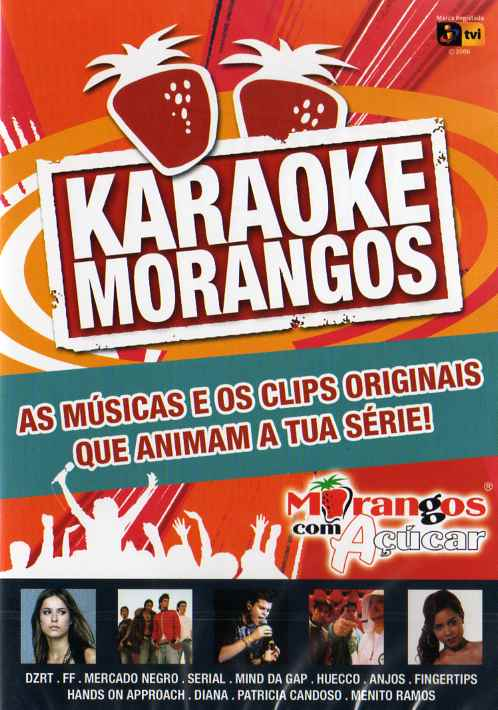 Karaoke Morangos
