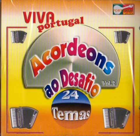 ACORDEONS AO DESAFIO vol 2