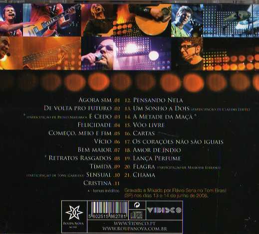 ROUPACÚSTICO 2 CD