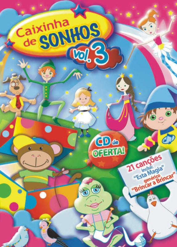 CAIXINHA DE SONHOS - VOL.3 (Edição Especial)