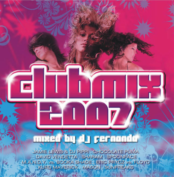 CLUB MIX 2007 – MIXED BY DJ FERNANDO