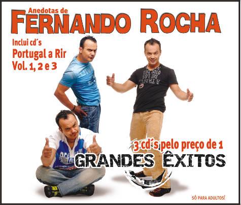Fernando Rocha - Grandes Êxitos
