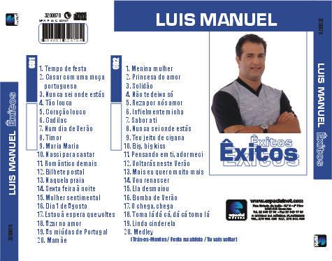 Luis ManuelÊxitos
