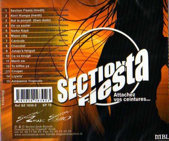 Section Fiesta