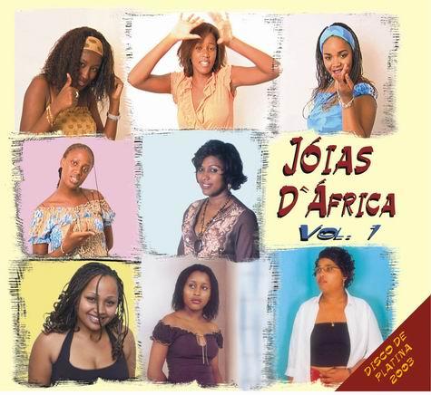 Jóias D Àfrica Vol.1