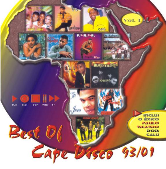 Best of Cap Disco - Vol.1