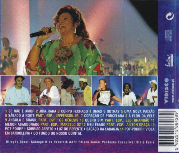 UMA NOVA PAIXÃO – AO VIVO CD