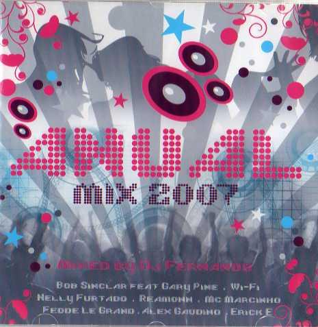 Anual Mix 2007 2 Cds