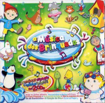 A Musica dos Brinquedos  2 Cds