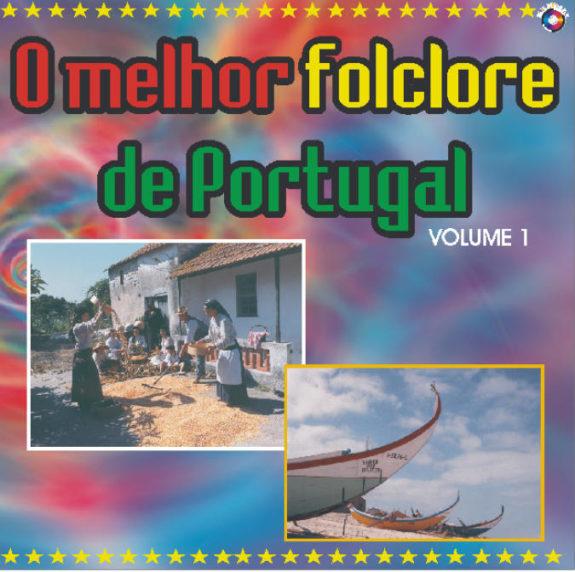 O Melhor Folclore de Portugal-vol.1