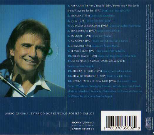 Duetos CD