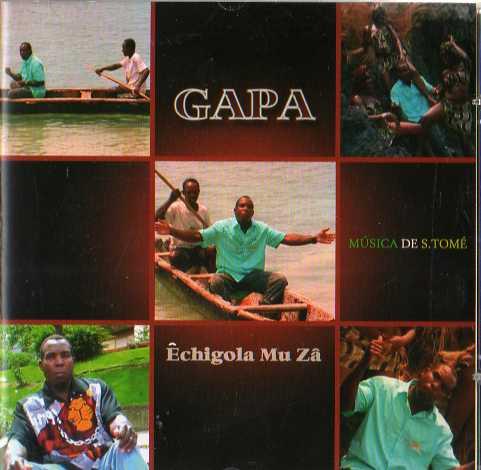 Êchigola Mu Zâ - Música de S.Tomé