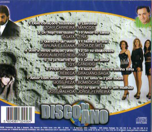 Disco do Ano 2002