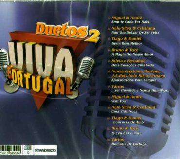 Viva Portugal - Duetos 2