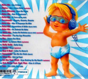 Bébé Mix CD