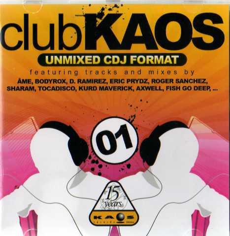 CLUB KAOS 01