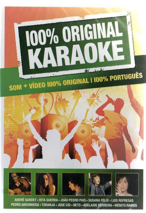 100% original Karaoke