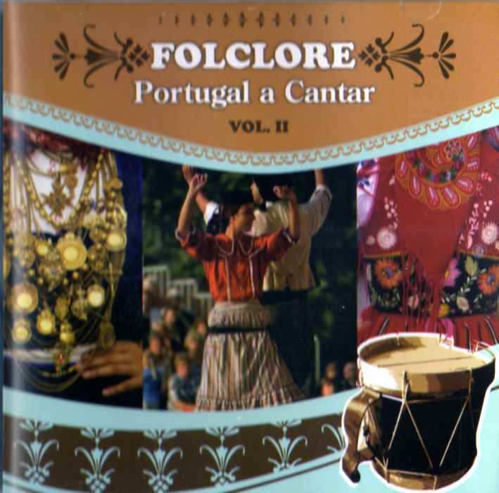 PORTUGAL A CANTAR VOL.II