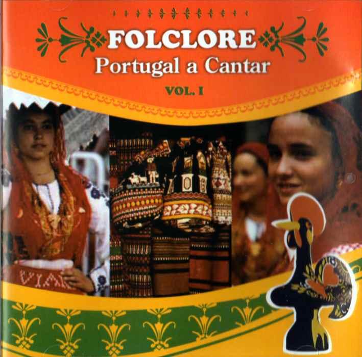 PORTUGAL A CANTAR VOL.I