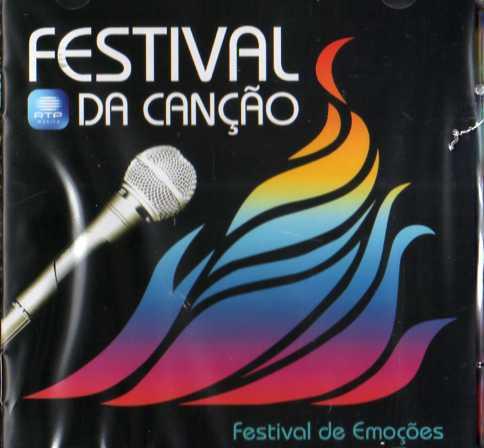 Festival RTP da Canção Festival de Emoções-2CDs