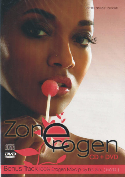 Zonerogen DVD+CD