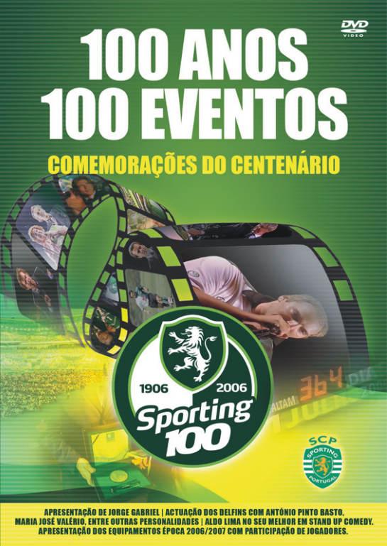 100 Anos 100 Eventos Comemorações do Centenário