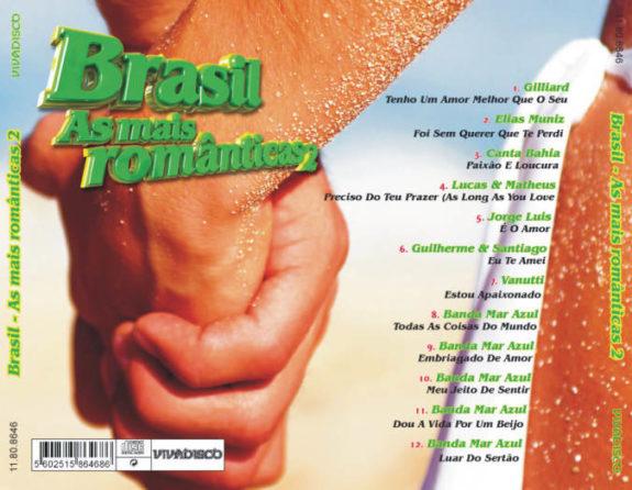 Brasil - As mais romanticas
