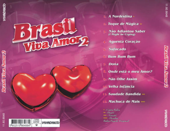 Brasil - Viva Amor 2
