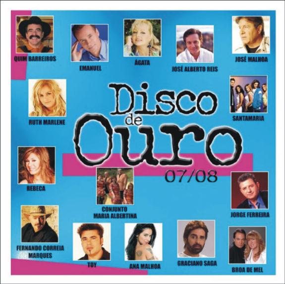 Disco de Ouro 2007/08