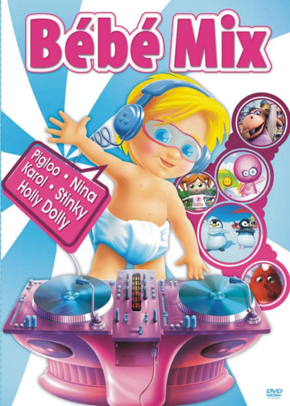 BÉBÉ MIX - DVD
