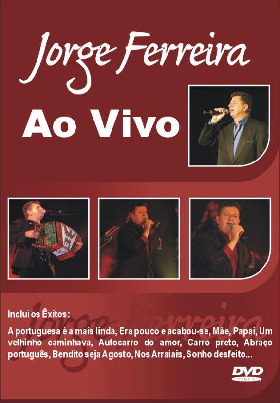 Jorge Ferreira ao vivo (DVD)