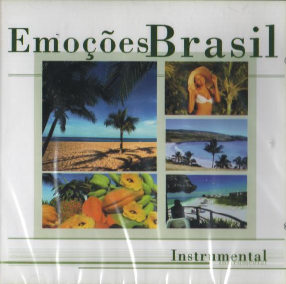 EMOÇÕES BRASIL (Instrumental)