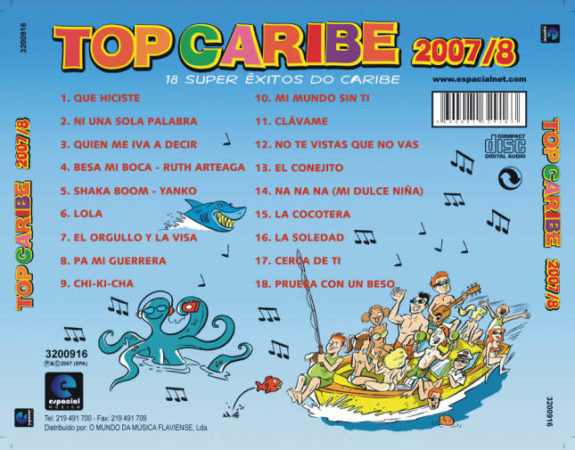 Top Caribe 2007/08