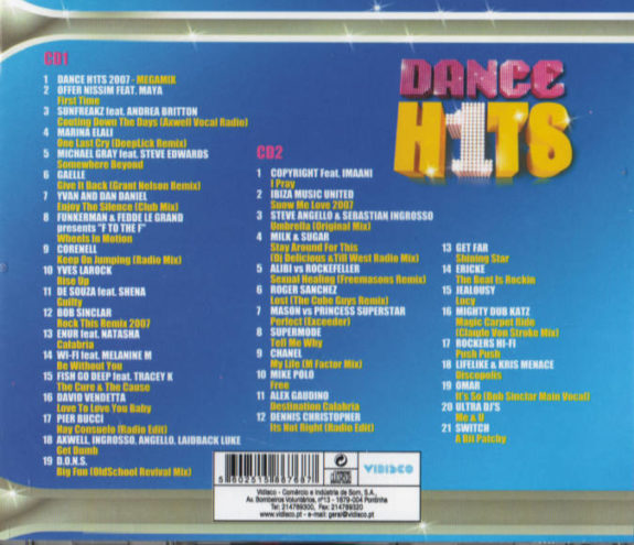 DANCE HITS 2007