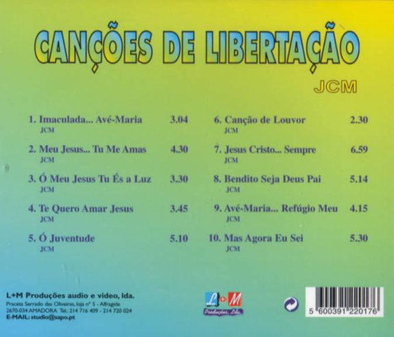 Canções de Libertação