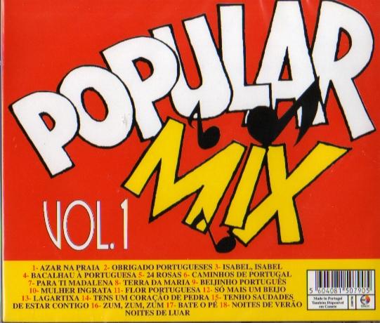 POPULAR MIX 1 - Os 7 Magníficos