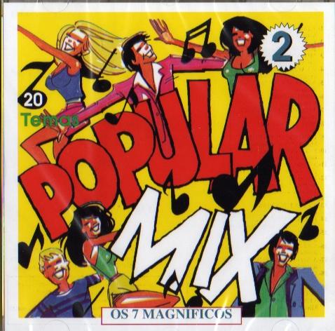 POPULAR MIX 2 - Os 7 Magníficos