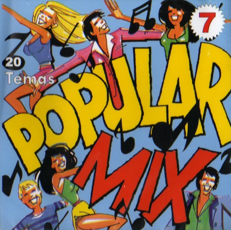 POPULAR MIX 7 - Os 7 Magníficos