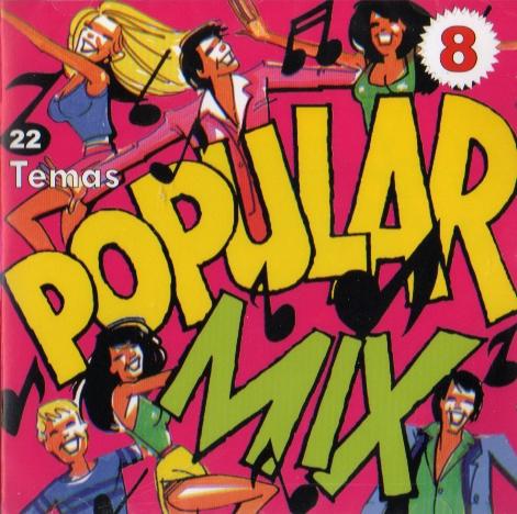 POPULAR MIX 8 - Os 7 Magníficos