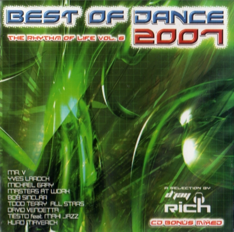 Best Of Dance 2007 2 Cds