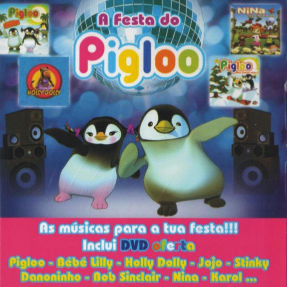A FESTA DO PIGLOO CD