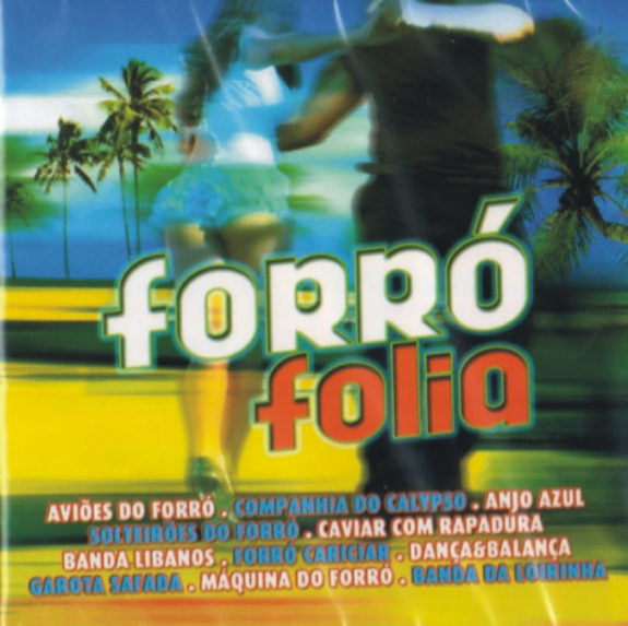 FORRÓ FOLIA
