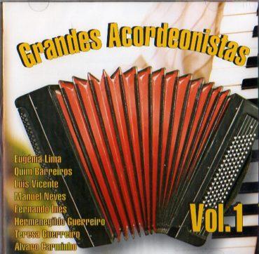 Grandes Acordeonistas vol 1
